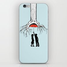 Raining Roots iPhone & iPod Skin