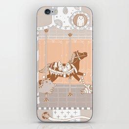The Unpluged Amusement Park iPhone Skin