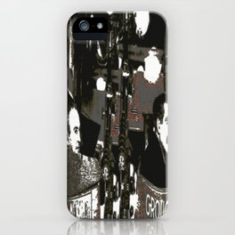 The Marx Brothers iPhone Case