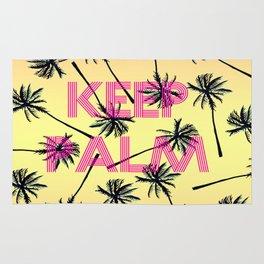 Keep Palm Rug