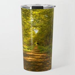 Woodland Views. Travel Mug