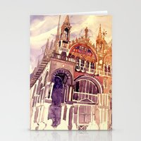 takmaj Stationery Cards featuring Venezia by takmaj
