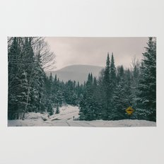 Lost in Winter Rug