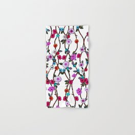 Spring Flowers Hand & Bath Towel