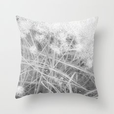 Transparency 2 Throw Pillow