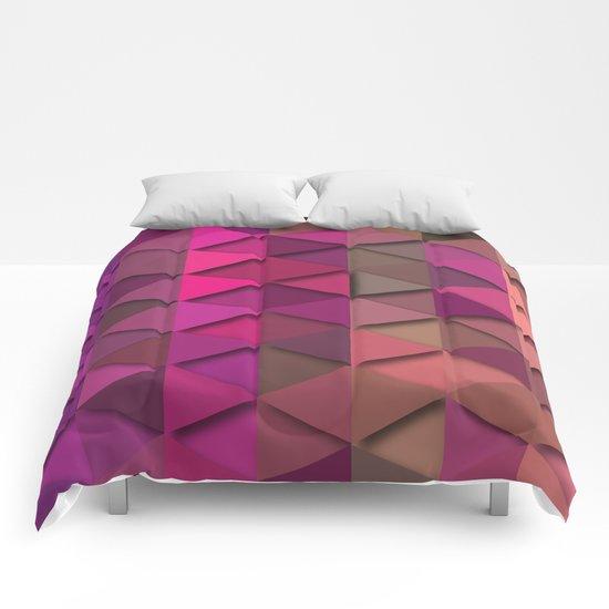 Purple Party Comforters