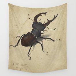 Stag Beetle - Albrecht Durer Wall Tapestry
