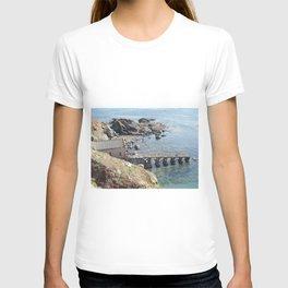 Lifeboat Station, Cornwall T-shirt