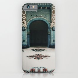 Gellért Thermal Baths, Budapest iPhone Case