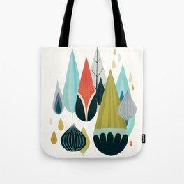 Mod Drops Tote Bag