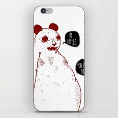 im apples iPhone & iPod Skin