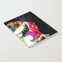 Monster Friends Notebook