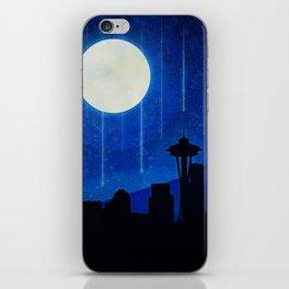 Sleepless Seattle iPhone Skin