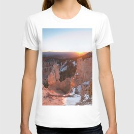 Bryce Canyon Sunrise T-shirt
