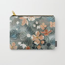 Fading Colors Carry-All Pouch