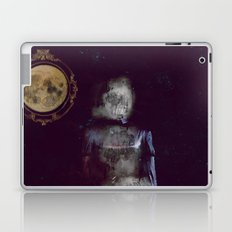 The ghost of miss Parker Laptop & iPad Skin