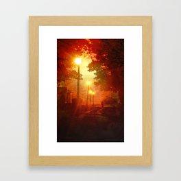 The Westlake Branch Line Framed Art Print