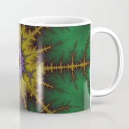 Fractal Orb Coffee Mug
