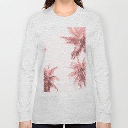 California Dreamin' in Pink Long Sleeve T-shirt