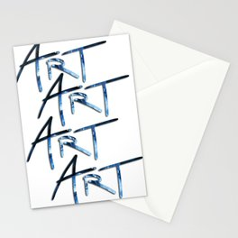 Art Break Stationery Cards