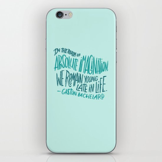 Absolute Imagination iPhone & iPod Skin