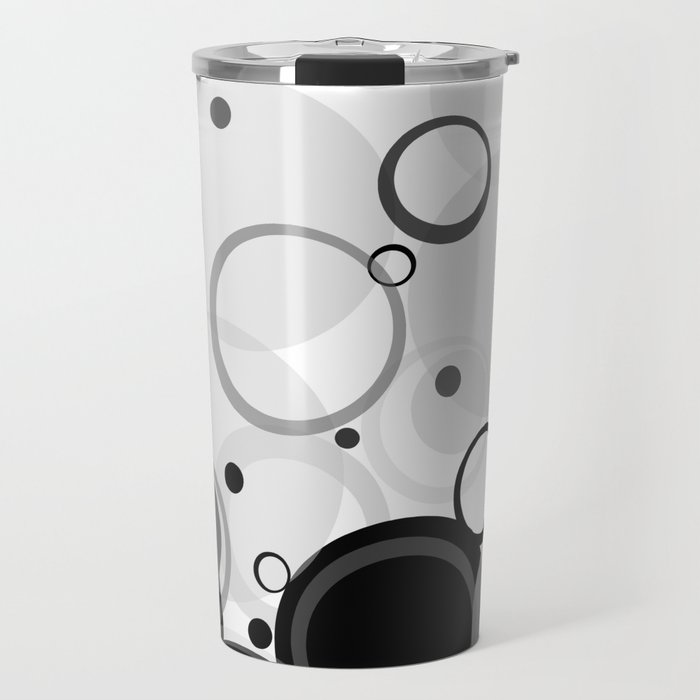 Circle Dance, Bubbles, Champagne Travel Mug