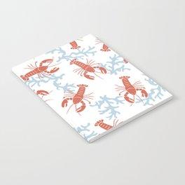 Lobster Toss Notebook
