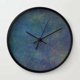 Abstract No. 199 Wall Clock