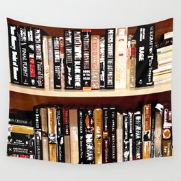 Books3 Wall Tapestry
