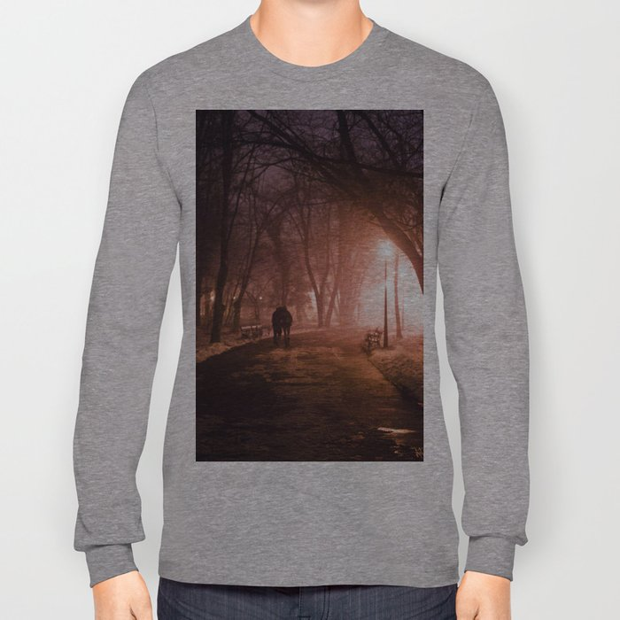 Way to infinity Long Sleeve T-shirt