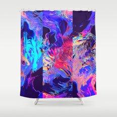 Wilki Shower Curtain