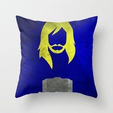 Thor: Avengers Movie Variant Throw Pillow