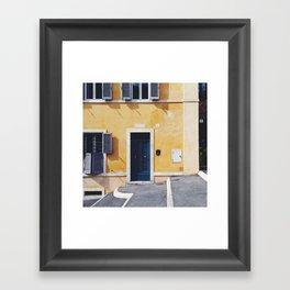 ITALY ROME Print Travel Wall Art Home Decor Set of 4 Prints Square Prints SALE Framed Art Print