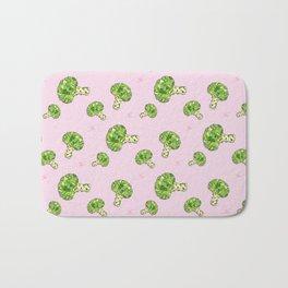Totally Broccoli Bath Mat