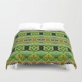 Emerald Jewel Duvet Cover