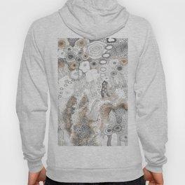"""""""Gray"""" illustration Hoody"""