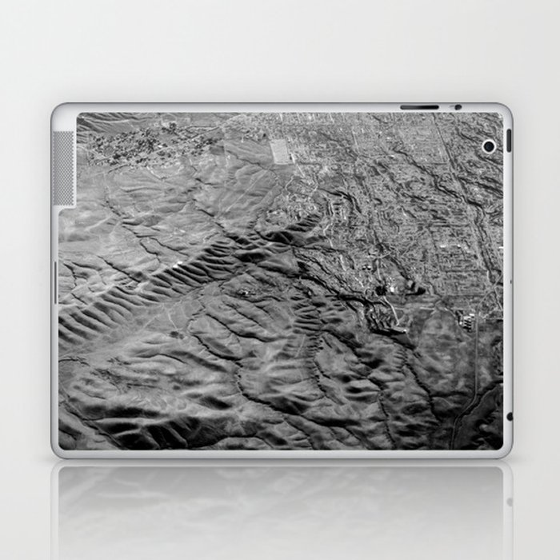 Amazing Earth - Chromatic Mountains Laptop & iPad Skin
