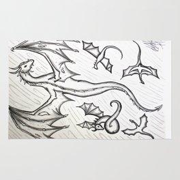 Dragon #1 Rug