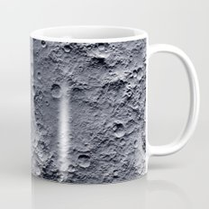 Moon Surface Mug