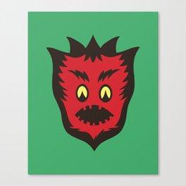 Devil Canvas Print