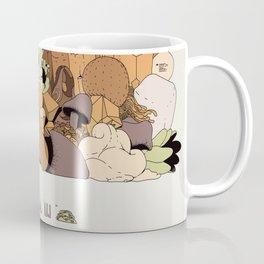 organic infographics Coffee Mug