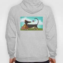 Stop And Smell The Flowers Hoody