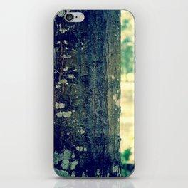 TreeBark iPhone Skin