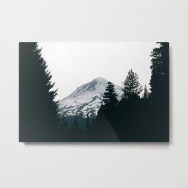 Mount Hood XII Metal Print