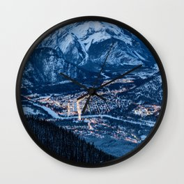 Canada #society6 #decor #buyart Wall Clock