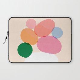 Abstraction_Pebbles_Balance_Minimalism_007 Laptop Sleeve