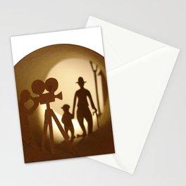 "Roll ""Charlie Chaplin. The Kid"" (Rouleau ""Charlie Chaplin. Le Kid"") Stationery Cards"