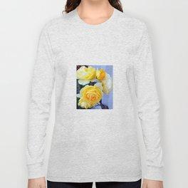 The perfect lemon rose Long Sleeve T-shirt
