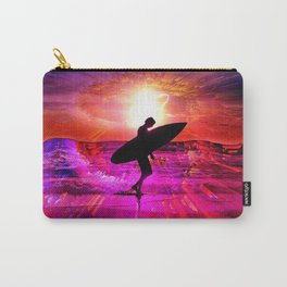 Soul Sunset Carry-All Pouch