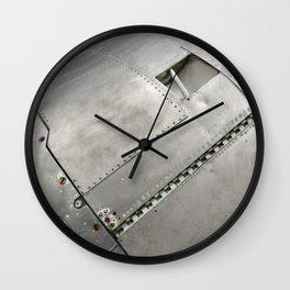 Rivet World. Fashion Textures Wall Clock